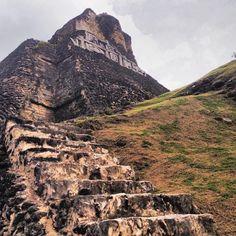 Mayan ruins at Xunantunich, Belize #xoBelize