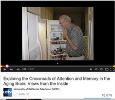 La mente distratta / Exploring the Crossroads of Attention and Memory in the Aging Brain: Views from the Inside