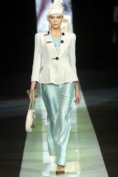 Giorgio Armani Spring 2005 Ready-to-Wear Fashion Show