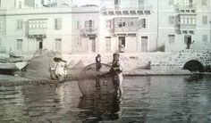 Old Pictures, Old Photos, Vintage Postcards, Vintage Photos, Malta History, Malta Valletta, Malta Island, Black And White Pictures, Rare Photos