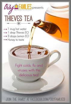 thieves tea