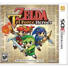 The Legend of Zelda™: Tri Force Heroes (Nintendo 3DS)