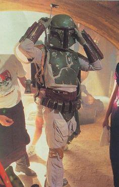 Star Wars: The Return of the Jedi Star Wars I, Star Wars Facts, Star Wars Boba Fett, Boba Fett Costume, Chasseur De Primes, Star Wars Halloween, Halloween 2018, Mandalorian Cosplay, Star Wars Pictures
