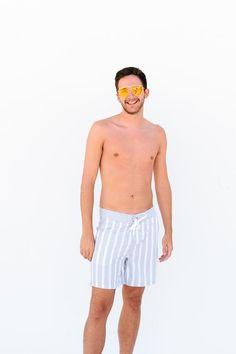 f4ab7302906 Mens Swim Shorts, Men's Swimsuits, Man Swimming, Stretchy Material, Swim  Trunks,. Kortni Jeane