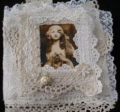 Judy's Lace Creations and Supplies: New Kits/ Handmade Flowers