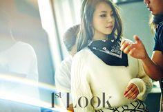 So Hee - 1st Look Magazine