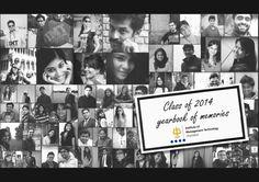 Yearbook of memories ...