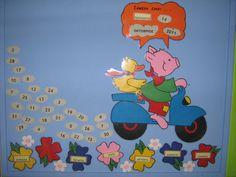 35ο Νηπιαγωγείο Περιστερίου.blog - ΚΑΤΑΣΚΕΥΕΣ Calander, Snoopy, School, Crafts, Fictional Characters, Blog, Art, Art Background, Manualidades