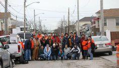 Serving with Samaritan's Purse for a day in Far Rockaway