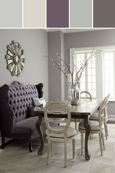 Dining Room Color Ideas House Someday Pinterest