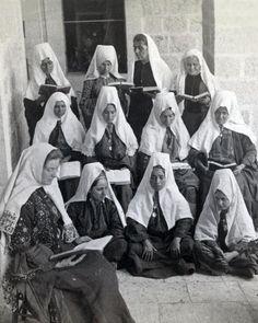 1900s - Bethlehem Women School
