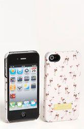 Ted Baker London 'Flamingo Print' iPhone 4 Case