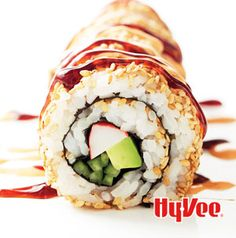 Go out for sushi for Valentine's Day? Nah. Make California Rolls at home. It's easier than you think.