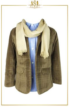This combination outfit represent great value for money. It comes with a soft suede like jacket with a matching cute newsboy cap. It also has a soft cotton light blue cotton shirt with a coordinating light beige scarf. Shop now at SIRRI kids #boys wedding outfits #prom suits for boys #page boy suit #boys suits sale