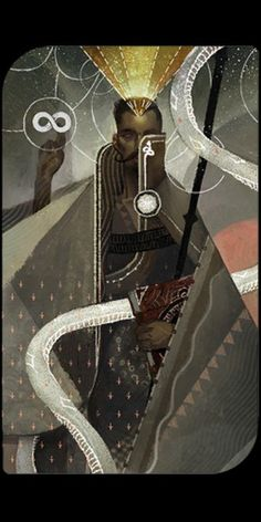 Here Are All of Dragon Age: Inquisition's Character Tarot Cards