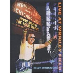 Jimmy Buffett - Live at Wrigley Field Double Header.this is a nice concert DVD.i love it.