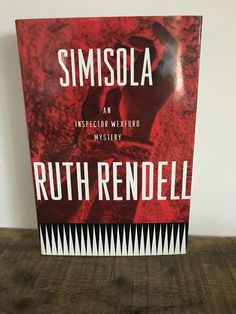 An Inspector Wexford Mystery: Simisola Bk. 16 by Ruth Rendell H/C) New Ruth Rendell, Fiction Novels, Mystery, Shops, Author, Community, Etsy, Instagram