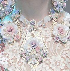 The Realm of Fashion Blog: I Love Lace. Il pizzo Dolce e Gabbana