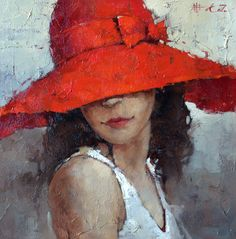 Andre Kohn, renowned Impressionist artist, currently resides and paints at his home in Scottsdale, Arizona, where he owns his own gallery: Andre Kohn Fine Art. Painting People, Drawing People, Impressionist Artists, Arte Pop, People Art, Portrait Art, Figurative Art, Art Pictures, Watercolor Art