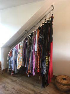 Attic Closet Ideas Angled Ceilings Decor