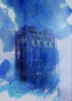 Time And Relative Dimension In Space. #TARDIS