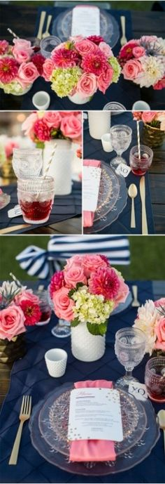 Silk flowers for centerpieces ideas