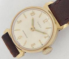 British Timex wind up ladies vintage watch mint condition
