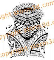 samoan tattoos sleeve arm design ideas