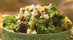 Georges of Tybee Mixed Greens Tossed in Honey Vinaigrette