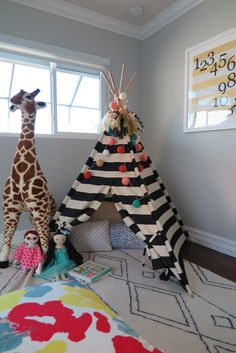 Magical Spaces A Cute playroom by Lisa Gilmore Design