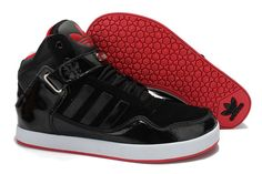 Adidas Originals AR 2.0 Chicago Black University Red White Tony Hawk Shoes 317cce4f82