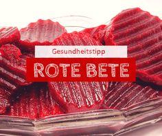 Rote Bete ist eines der gesündesten Lebensmittel. Wir erklären euch, warum Rote Bete gesund ist und wie ihr Rote Bete in eure Ernährung einbauen könnt.