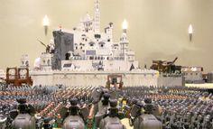 Lego Minas Tirith