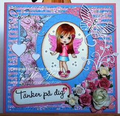 Main Page, Fairies, Sapphire, Create, Sweet, Cards, Design, Home Decor, Products