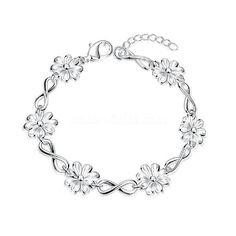 30% OFF! Youyiyin Japan Korea Fashionable Hollow Flower Bracelet LKNSPCH475 #madeinchina #bracelet >http://dxurl.com/RD7z