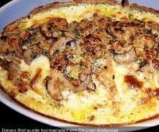 Rezept Super leckerer Schnitzel-Auflauf mit viiiiiiiel Käse :-) von maliteddy - Rezept der Kategorie Hauptgerichte mit Fleisch