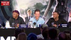 Captain America 3 Trash Talk Batman vs Superman