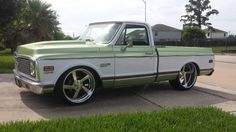 67-72 c10 lowered with big lip - Page 5 - The 1947 - Present Chevrolet & GMC Truck Message Board Network