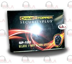 Sourcing-LA: CRIMESTOPPER UNIVERSAL CAR ALARM SECURITY SYSTEM W...