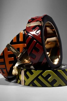 BurberryAutumn/Winter 2012 accessories