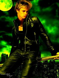 "roughrider13: "" Leather boy """
