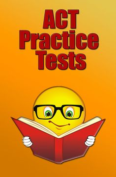 "Check out these ACT Practice Tests! These ACT practice tests will help get your mind ""in shape"" for the ACT exam! http://www.actexampracticetests.com/  #act #testprep"