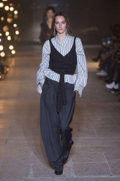 Isabel Marant, Automne/Hiver 2017, Paris, Womenswear