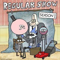 Un Show Más (Regular Show) [Serie Completa] | PelisMegaHQ - Descargar Peliculas…