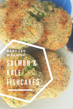 Salmon and kale fishcakes recipe, perfect for baby led weaning, toddler meals or a healthy snack for the whole family. Come and see my recipe and enjoy,