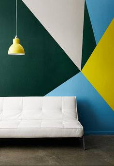 14 Geometric Design Ideas For Your Living Room. Create A More Distinctive  Look In Your Living Room With Some Of These Interesting Geometric Design  Ideas.