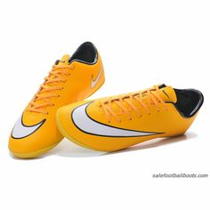 online store 8ff48 77760 Nike Mercurial Victory V IC Yellow White Green  61.99