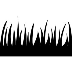 Grass Leaves Silhouette free vector icons designed by Freepik Stencils, Tree Stencil, Stencil Templates, Templates Free, Grass Silhouette, Silhouette Painting, Silhouette Portrait, Angel Wings Wall, Urban Nature