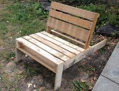 Home-Dzine - What can you do with an old pallet? crafts