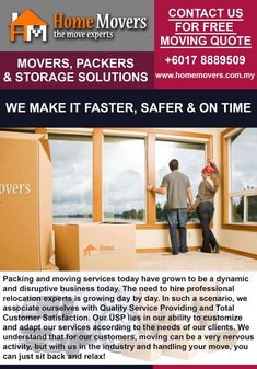 home or office move service